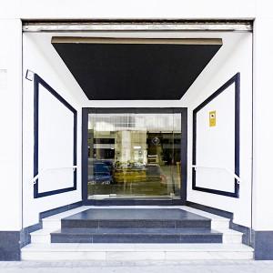 Entrada a la sede de Remica