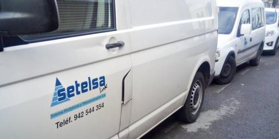 Setelsa, Cantabria