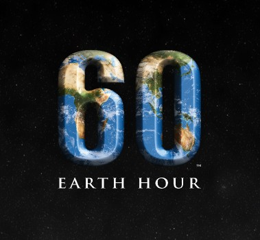 Una hora de apagón para crear conciencia en torno al cambio climático