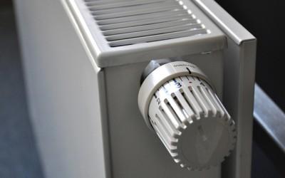 Mi radiador está frío en la parte de abajo, ¿es normal?