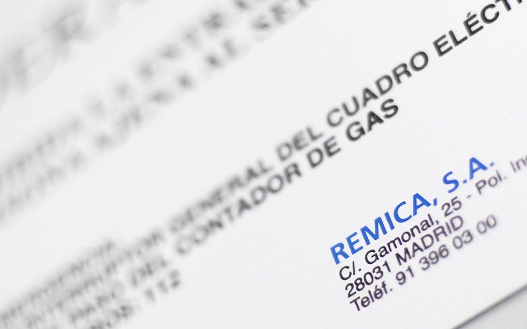 Remica facturas: del papel a la factura electrónica