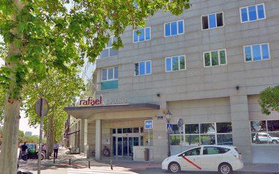 El Hotel Rafael Atocha renueva su sistema de climatización