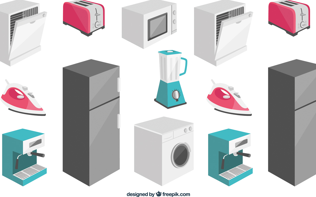 Tips para el ahorro de energía en electrodomésticos