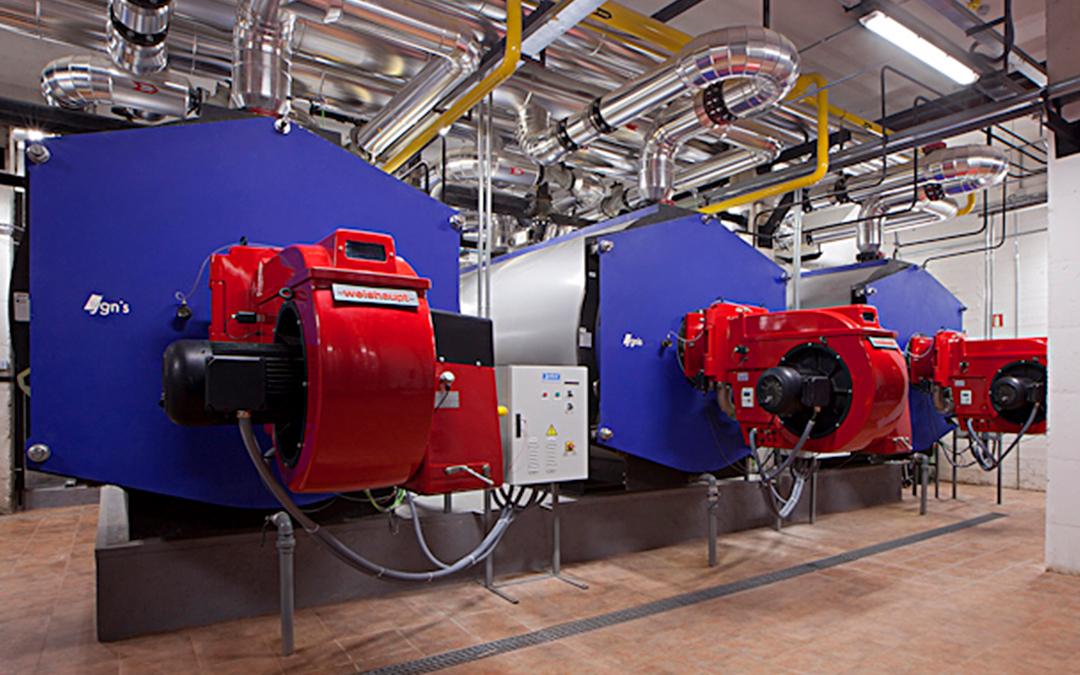 sistema de calefaccion central