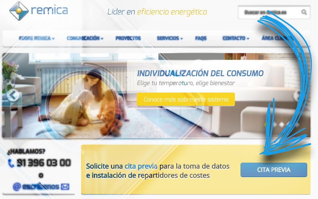 Remica apuesta por la atención al cliente online con su servicio de cita previa