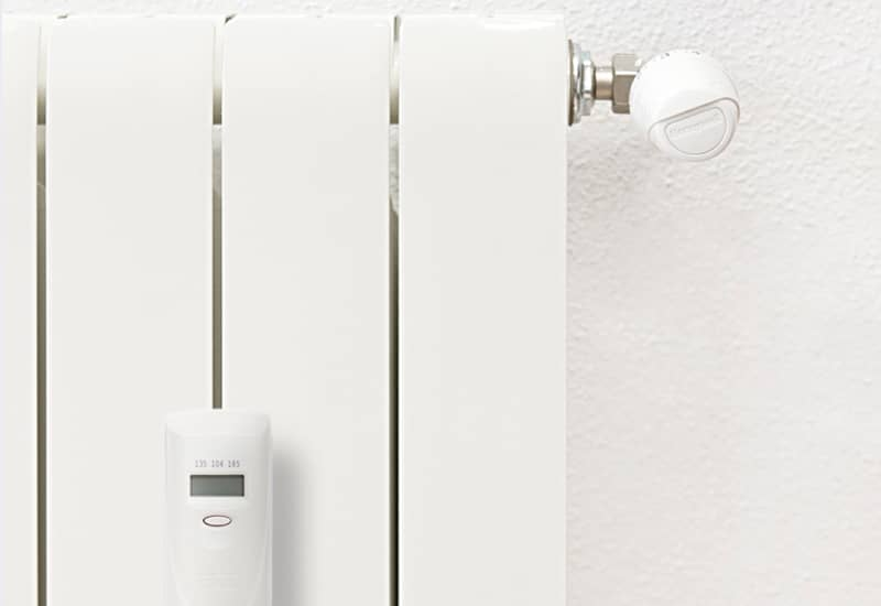 repartidores de coste calefacción